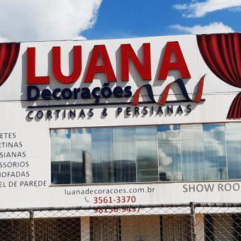 Luana Decorações, SIA Trecho 2, Comercio Brasilia
