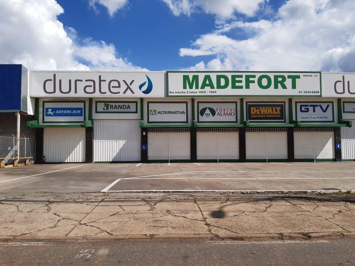 Madefort Madeiras, duratex, portas, randa, em brasilia, SIA Trecho 2, Comercio Brasilia