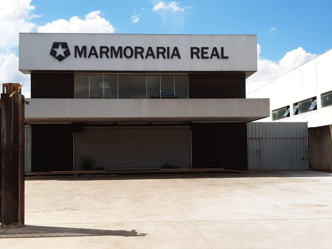 Marmoraria Real, SIA Trecho 3, Comercio Brasilia