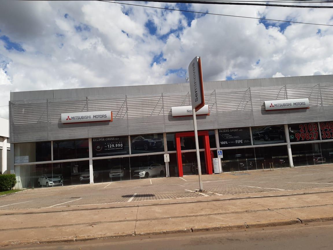 Nara concessionária mitsubishi em Brasília, SIA Trecho 1, Guará, Comércio Brasilia