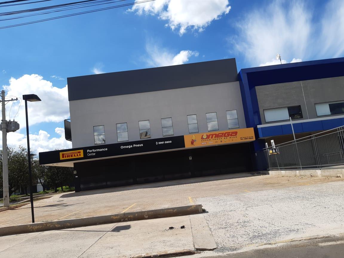 Omega Super troca, SIA Trecho 2, Comercio Brasilia