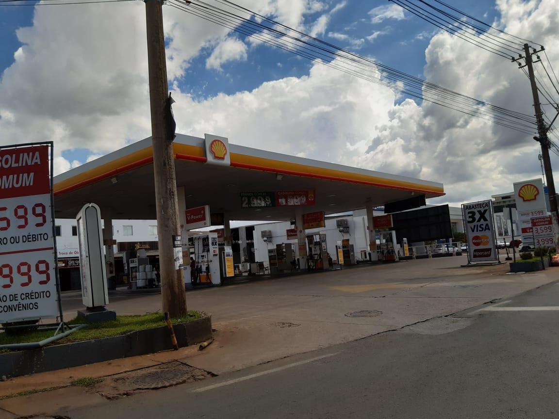 Posto Shell do SIA, SIA Trecho 2, Comercio Brasilia