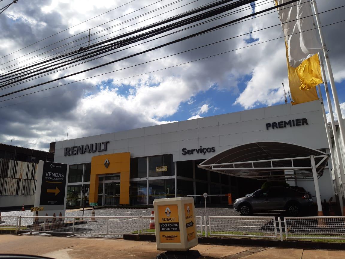 Premier Renault, SIA trecho 4, Guará, Comércio Brasilia