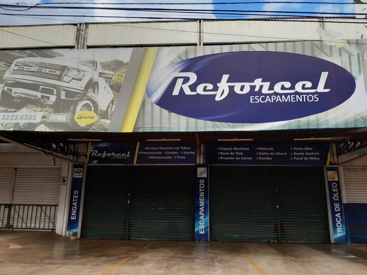 Reforcel Escapamentos, SIA Trecho 5, Comercio Brasilia