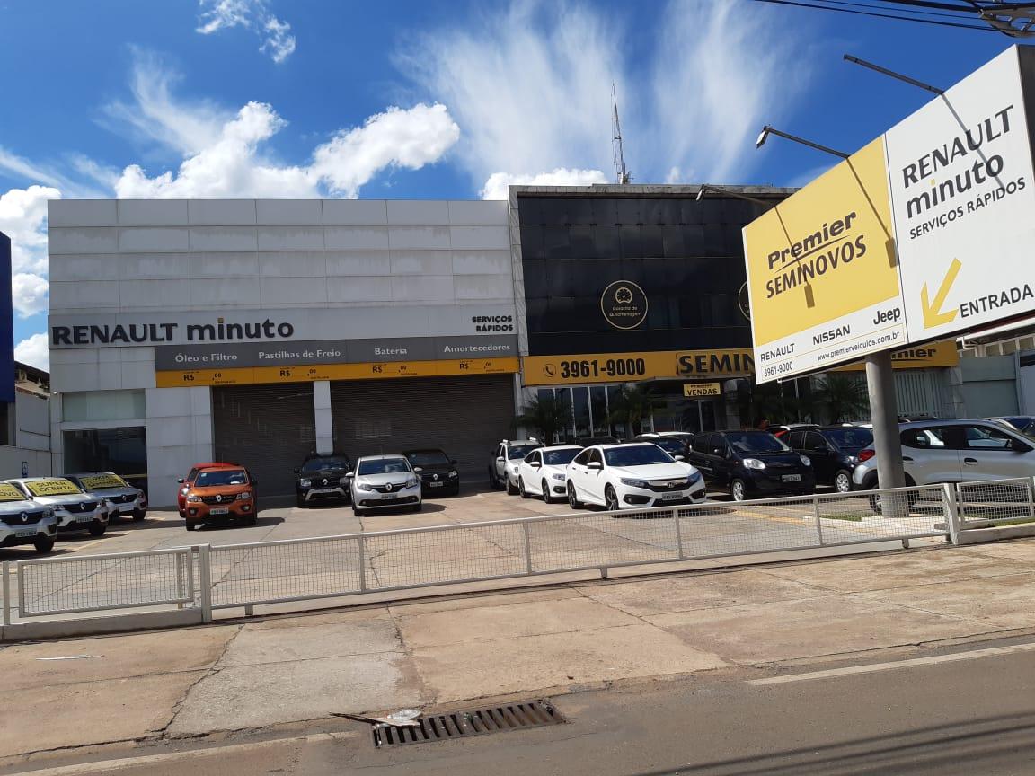 Renault Minuto seminovos, SIA Trecho 2, Comercio Brasilia