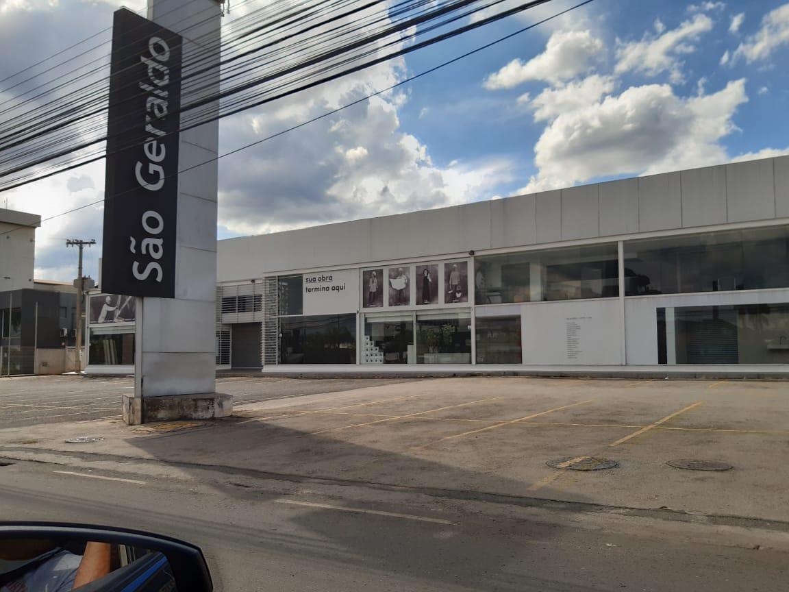 São Geraldo Materiasi de Construção do SIA, SIA Trecho 3, Comercio Brasilia