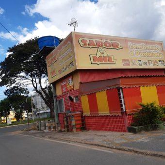 Sabor Mil Lanchonete e Pastelaria, SIA Trecho 4, Comércio Brasilia