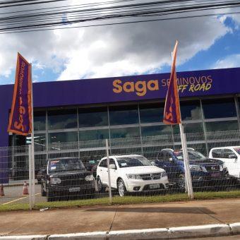 Saga Seminovos SIA trecho 4, Guará, Comércio Brasilia