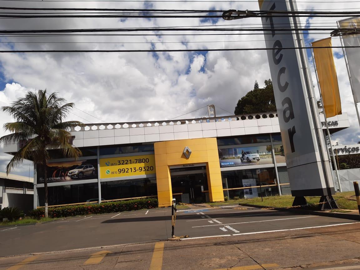 Tecar, concessionaria Renault, SIA Trecho 1, Guará, Comércio Brasilia