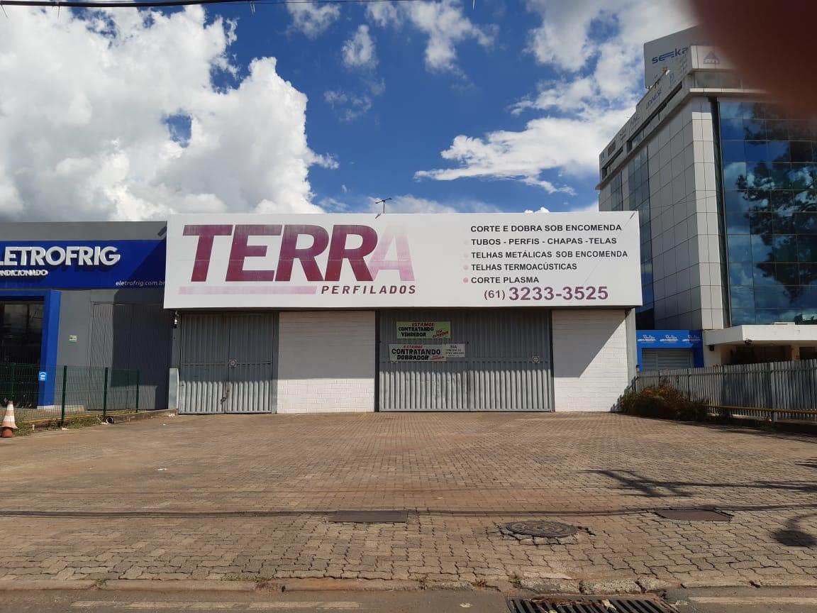Terra Perfilados, SIA Trecho 2, Comercio Brasilia