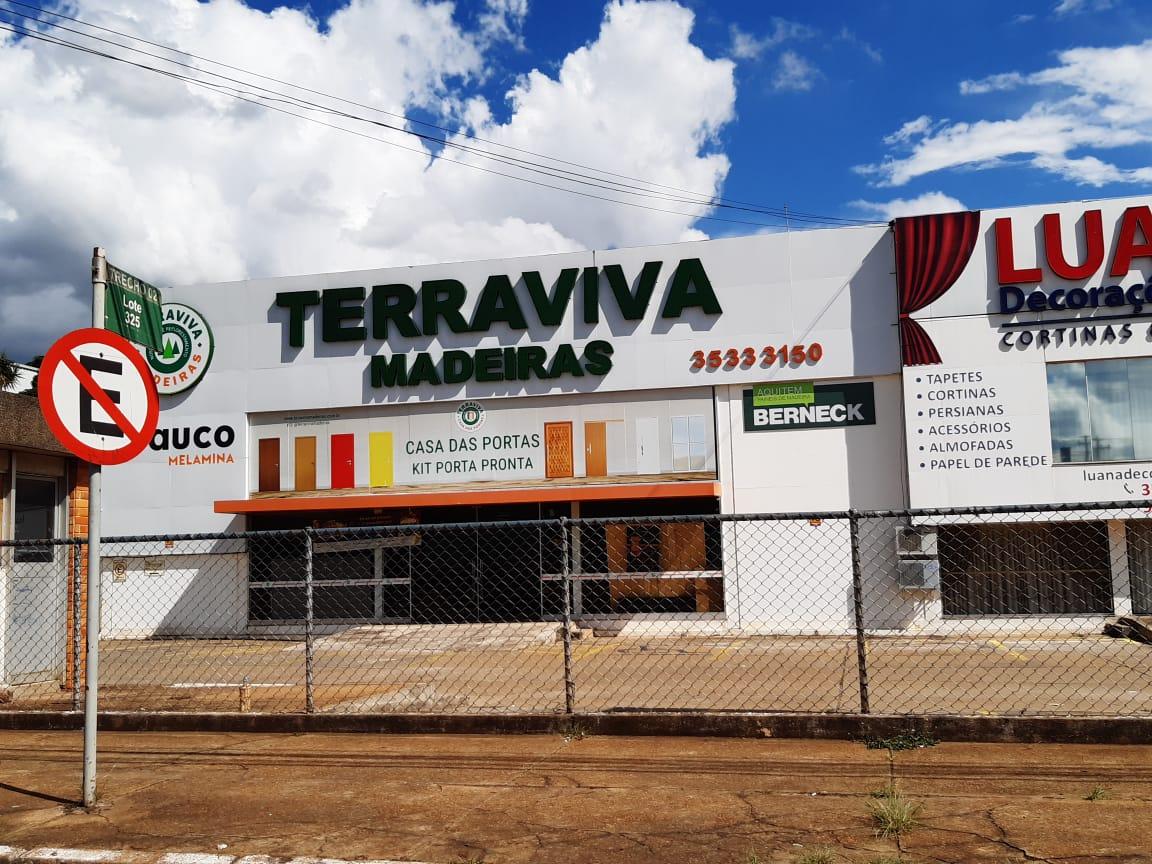 Terraviva madeiras, SIA Trecho 2, Comercio Brasilia