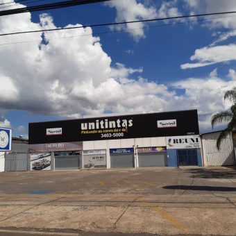 Unitintas, SIA Trecho 2, Comercio Brasilia