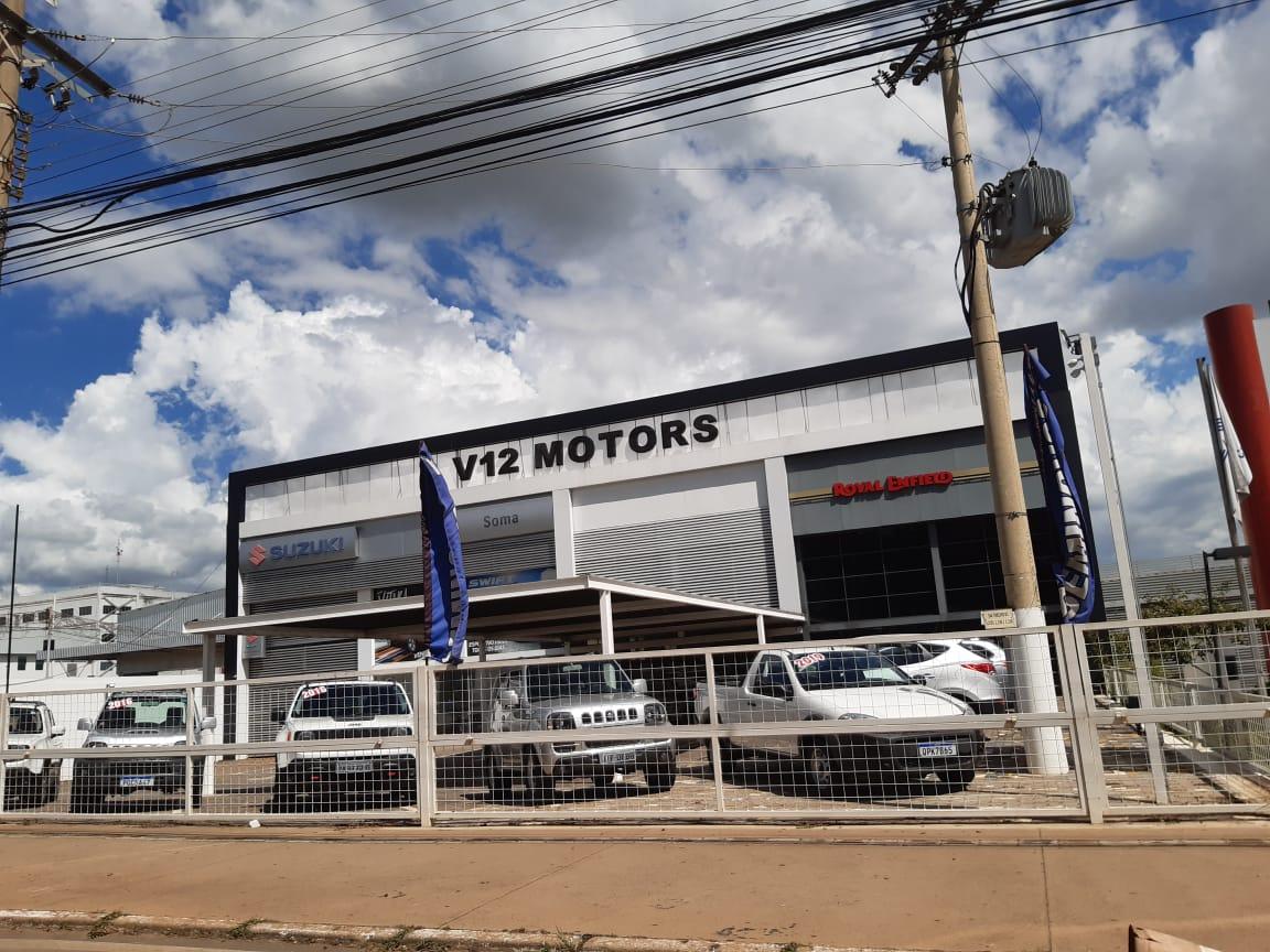 V12 Motors, SIA Trecho 1, Guará, Comércio Brasilia