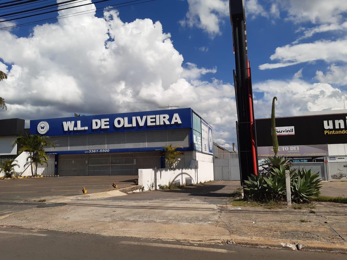 W.L de Oliveira, SIA Trecho 2, Comercio Brasilia