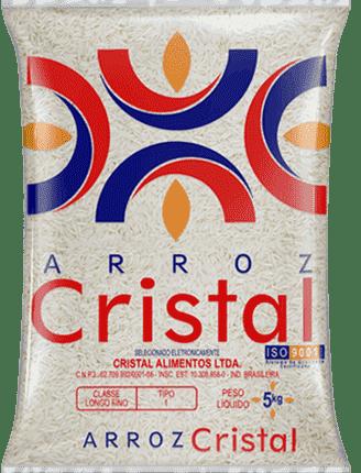 Arroz Cristal 5kg