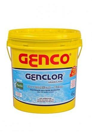 Cloro Genco Genclor Granulado 10kg