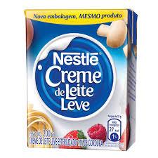 Creme de Leite Nestle 200 gramas