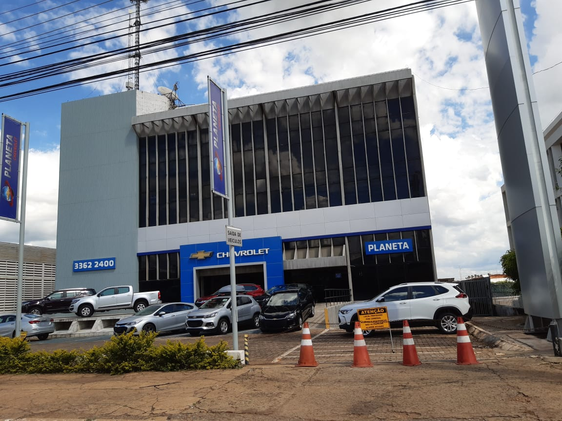Planeta Chevrolet, SIA Trecho 1, Guará, Comércio Brasilia