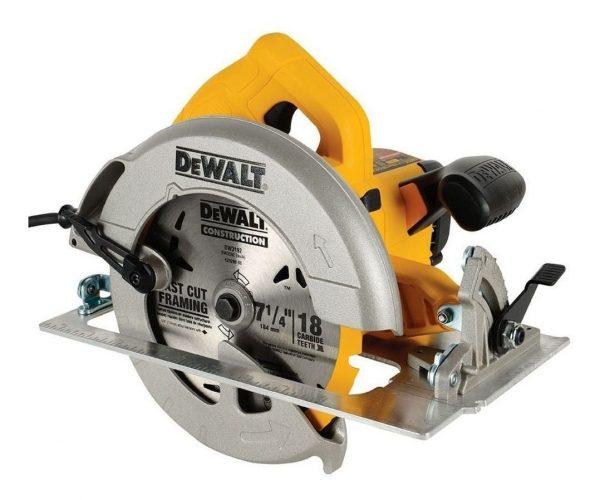 Serra Circular Dewalt 1800w 5500 rpm Disco 7 1 4