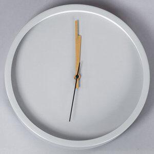 Relógio de Parede Olimpo Cinza 30cm