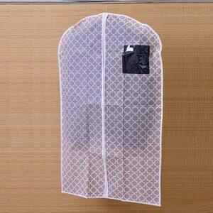 Organizador de Closet Madison Transparente 100x60cm