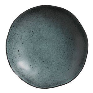Prato Fundo Organic Stoneware Petroleum D21cm