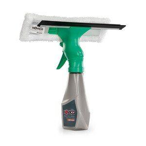 Limpa Vidros Spray Rodo E Tecido Noviça