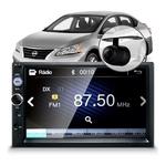 Central Multimídia Mp5 Nissan Sentra Câmera Espelhamento