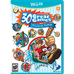 Game: Family Party 30 Great Games Obstacle Arcade - Wii U
