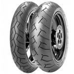 Par Pneu 120/70-17 160/60-17 Pirelli Diablo Cb500 Er6 Nc 700