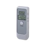 Respiração Digital Testador de álcool duplo ecrã LCD Inalador Respiração