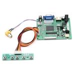 Placa de driver de exibição LCD universal PS2PS3xbox360 HD AV VGA