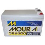 Bateria Centrium Energy Estacionaria Nobreak 12V 7AH Moura 12MVA-7
