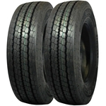 Combo 2 Pneus 215/75R17.5 126/124 Tubeless Mc01 Pirelli