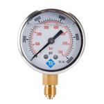 Glicerina Cheio Vacuum Pressure Composto calibre Injection Gauges Radial Oil