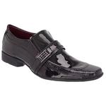 1 Par de Sapato Social Masculino Conforto Qualidade e Elegância