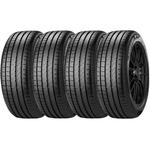 4 Pneus Pneu Alta Performance Pirelli Cinturato P7 205 55 17 polegadas 91V