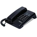 Telefone Com Fio Intelbras Tc 50 Premium Preto - 4080086