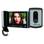 Kit Interfone Camera Iv 7010Hs Intelbras Com Extensão Video