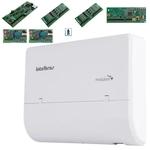 PABX alta tecnologia Modulare + Intelbras 4x12+5 Dect Disa