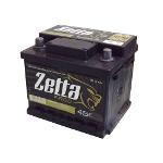Bateria Zetta 45ah – Z45d – Fabricação Moura - Selada