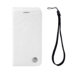 Celular de luxo pu Couro Flip Phone Carteira adequado para iPhone 6 / 6S