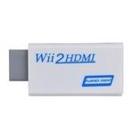 Ligue Universal Wii para HDMI Conversor Game Machine HD 1080p