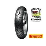 Pneu Traseiro Dafra Apache 200 Nova 130-70-17 Sport Demon Pirelli 62s Tl(sem Câmara)