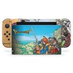 Skin Adesivo para Nintendo Switch - Dragon Quest