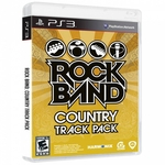 Rock Band Country Track Pack PS3