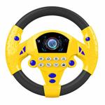 Volante Toy Cars simulado de condu??o Volante Electric Music