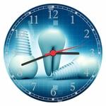 Relógio De Parede Dentista Odontologia Decorar Gg 50 Cm 08