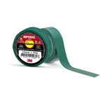 Fita Isolante Antichama Imperial Verde 18mmx10m 3m Kit 10 unidades