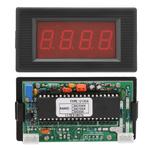 Medidor de painel digital 3 1/2 dc 5V-20V / 50V-200V Voltímetro e medidor de tensão 5135A